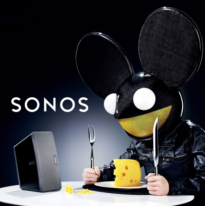 @deadmau5 on SonosElectronics House, Sono Listening, House Music, Deadmau5 Vampires, Whilst Listening, So Funny, Products, Chees Messy, Deadmau5 Enjoy