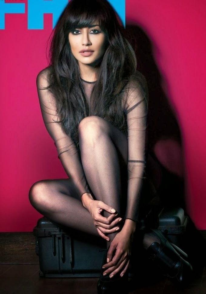 Chitrangada Singh FHM India Magazine Photoshoot Stills 1