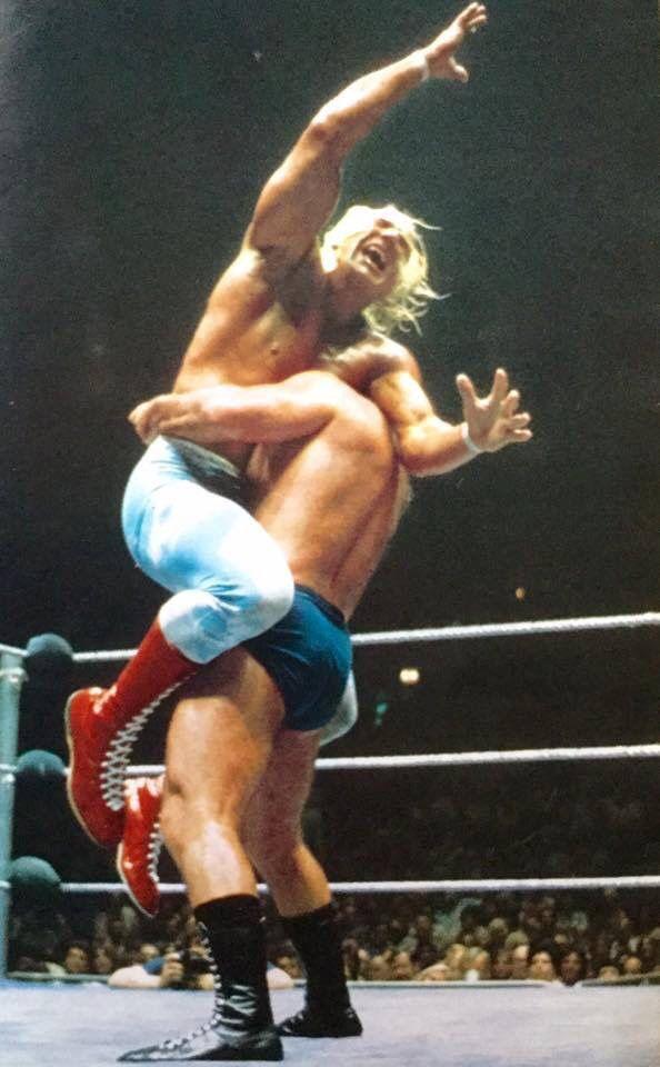 Bruno Sammartino vs  Superstar Billy Graham
