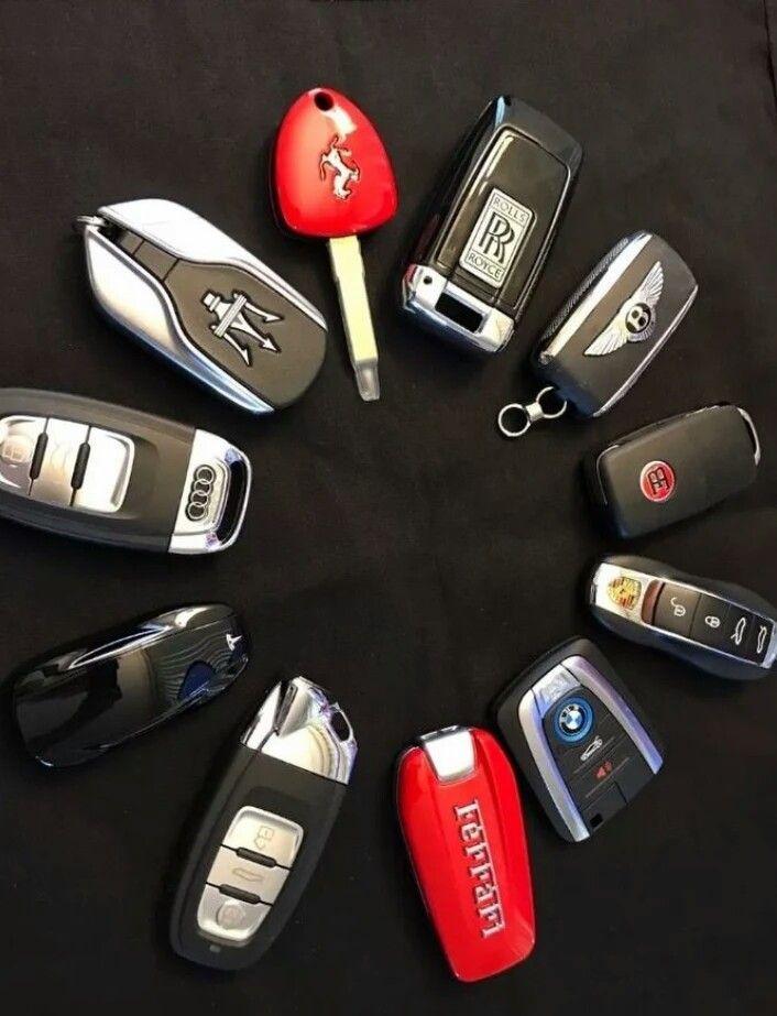 Exotic Car Keys Cars Cars Luxury Cars Ferrari
