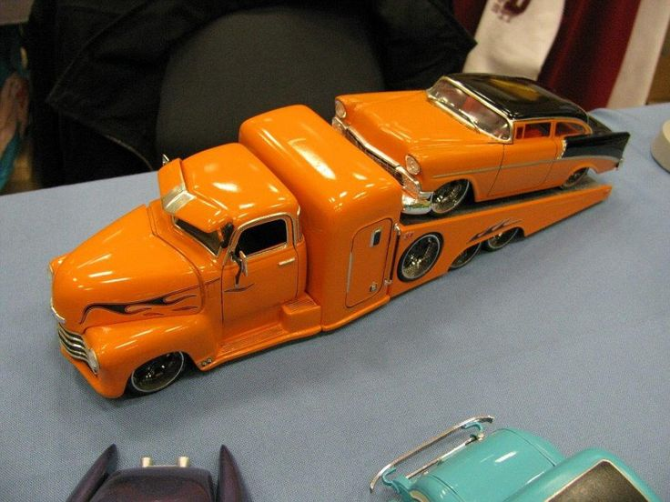 Revell Model Kits Cars Old School