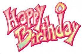 день рождения 18 мая