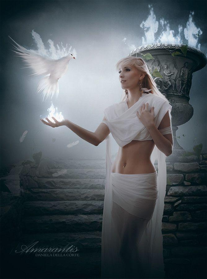 Photo Goddess by Daniela Della Corte on 500px