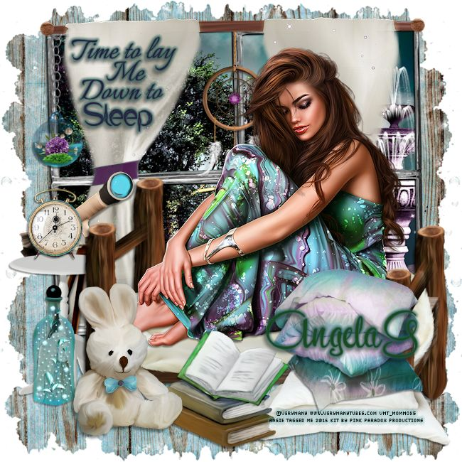MEMORY OF DREAMS A beautiful PTU kit made to match  DREAMS A gorgeous PTU tube. This tag was made using the creations of the very talented VeryMany and Pink Paradox Productions. What a fun set this was to play with.  Shades of blue, green, purple, and white and so many layers of dresses for the tube.