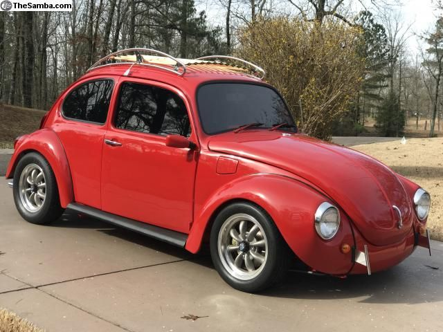 Thesamba Com Vw Classifieds 1971 Super Beetle Fully Restored Better Than New Vw Super Beetle Beetle Valve Cover