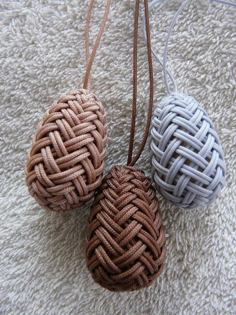 Плетём кулончики