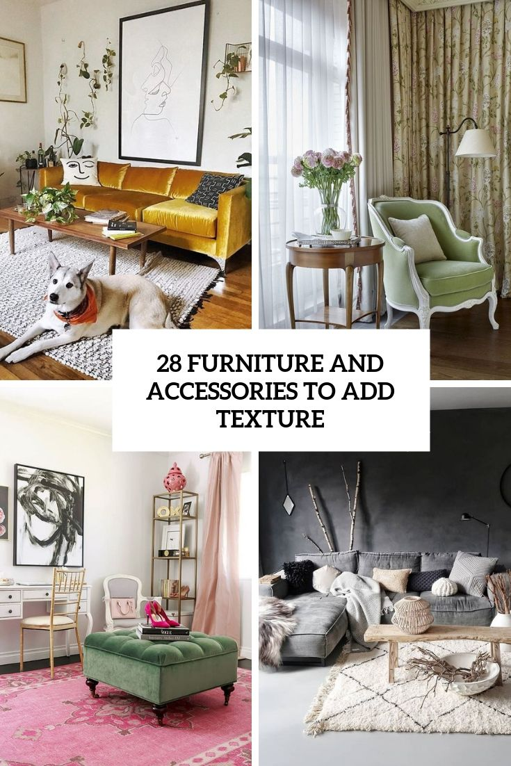Give Your Home Some Character And Add Texture To Your Walls With