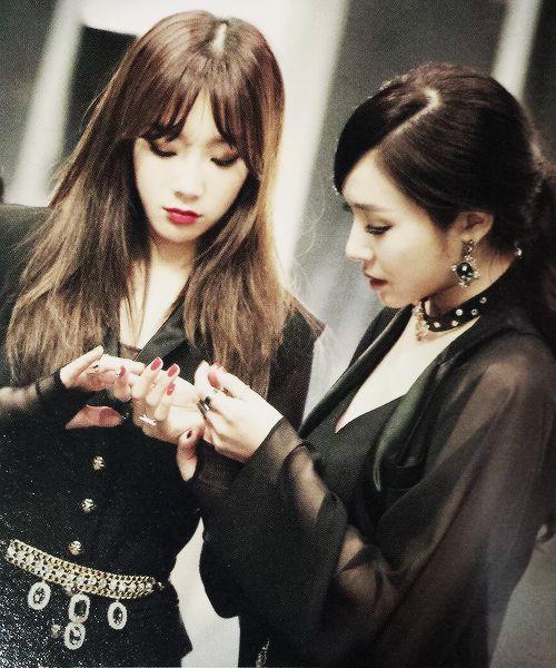 Tiffany & Taeyeon