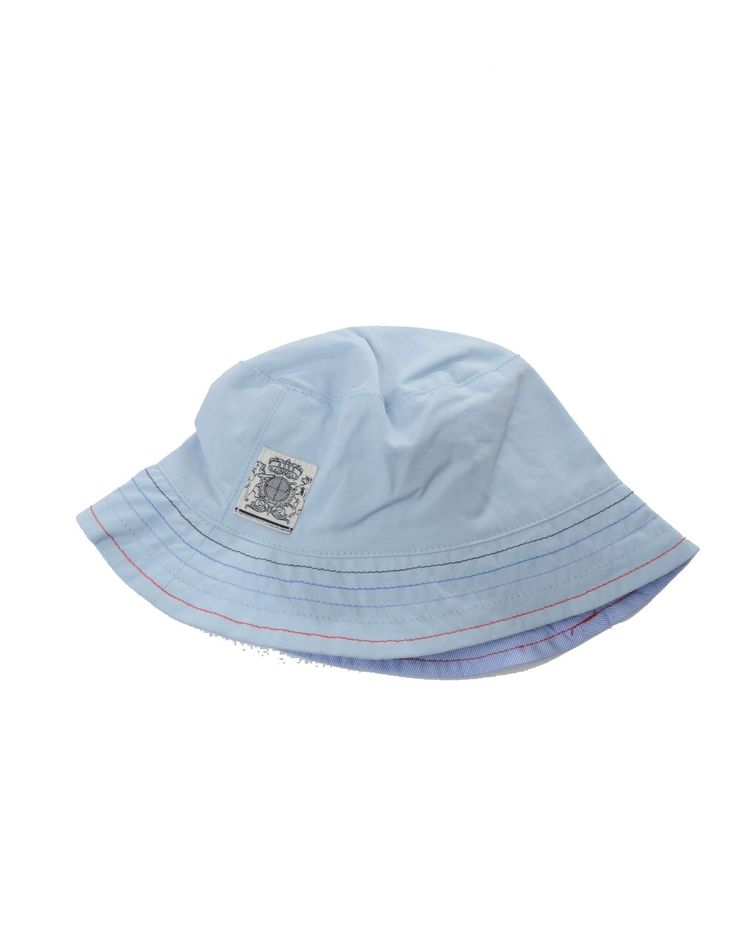 Boss Pale Blue Bucket Style Hat | Accent Clothing