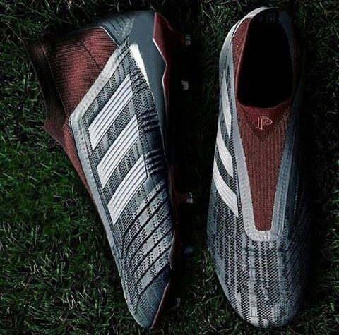 Adidas Predator 18+MasterControl Poul Pogba 'PogBoom'