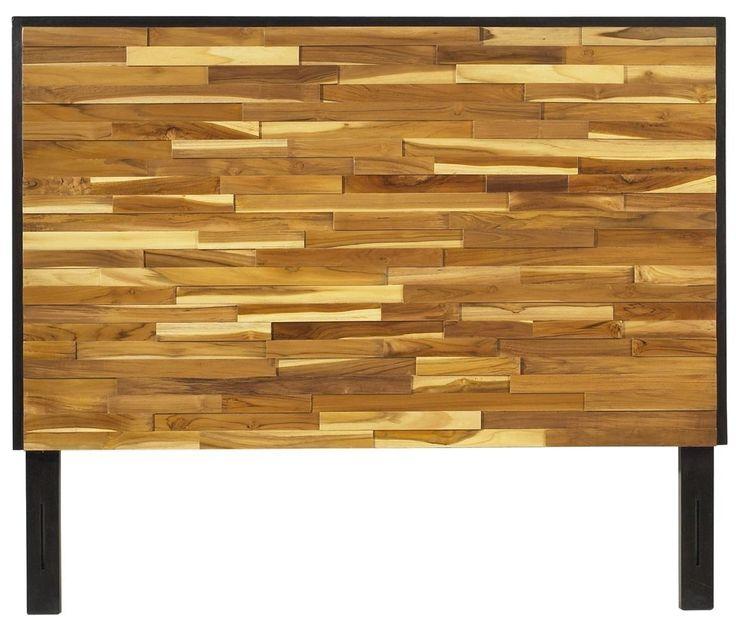 Reclaimed Wood Queen Size Headboard Padmas Plantation Outdoor Furniture Rcl19 T Coleman