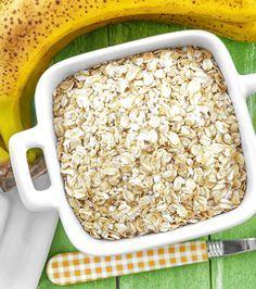 Banana com aveia emagrece: aprenda receita termogênica para secar - Bolsa de…