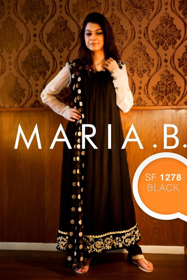 Maria B Eid Dresses Collection 2013 With Prices