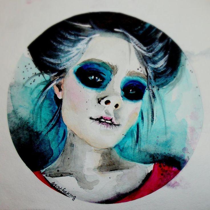 random girl from the network by Artistfucking on DeviantArt