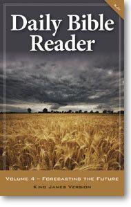 Daily Bible Reader, Volume 4