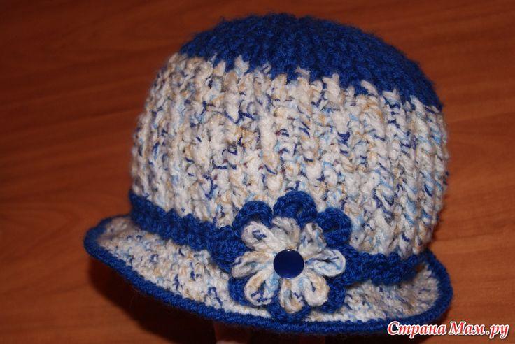 10 моделей шляпок крючком, чтобы стать элегантнее