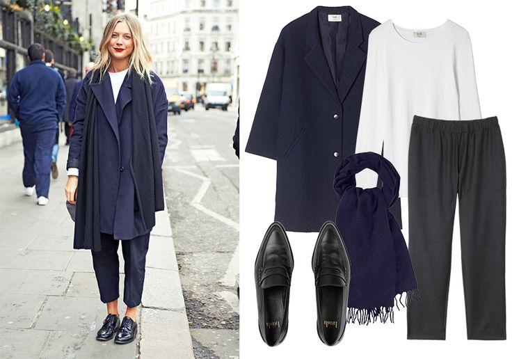 hush-blog | Street Style Inspiration: Minimalist |