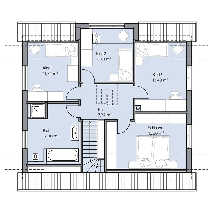 186 best häuser images on Pinterest Stairs, Architecture and - plan 3 k che