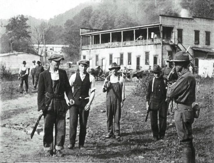 soldiers west virginia | Battle of Blair mountain, 1921, photo gallery