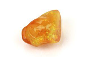 6 Types of Awe-inspiring Opal: Fire Opal