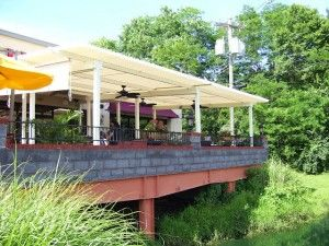 Restaurant Patio Cover