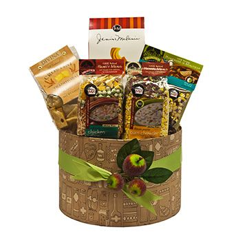 Souped Up Gift  | Gourmet Gift Basket | SavoryPantry.com