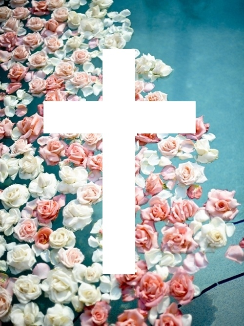 25 best ideas about cross wallpaper on pinterest she for Floating flowers in water