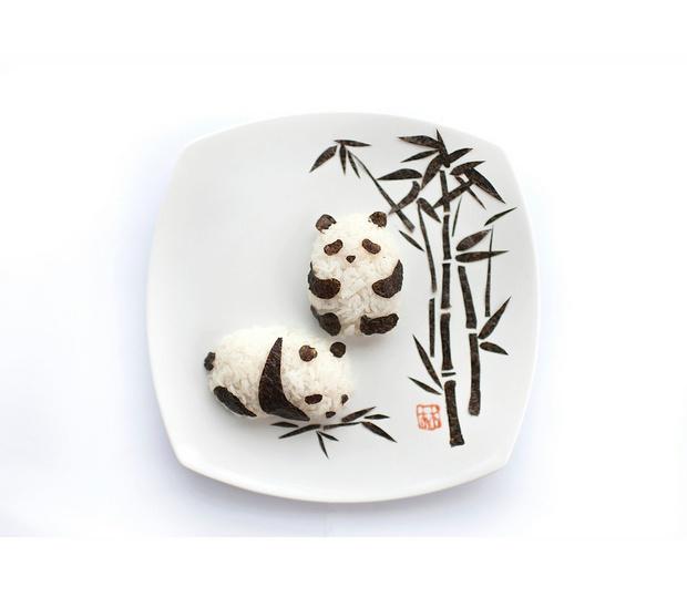//Panda Onigiri//