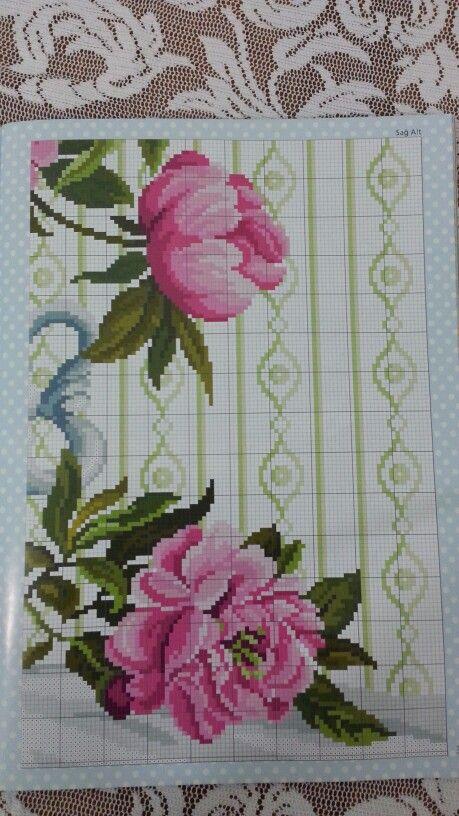 Vazolu çiçek - 1