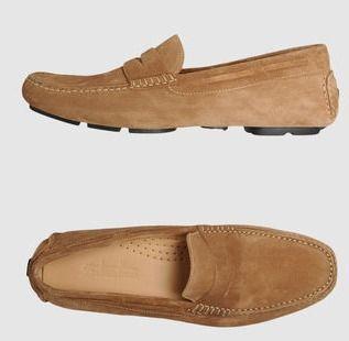 Soldes chaussures de luxe ete 2012 mocassins