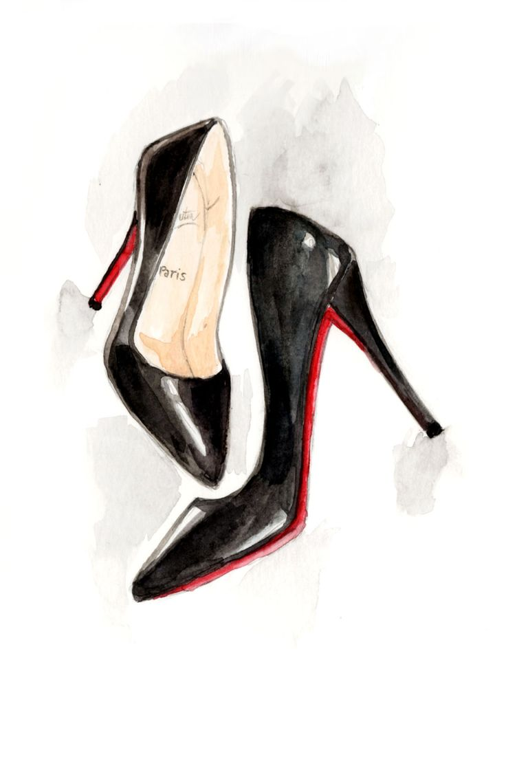 Louboutin Shoes by Morgan Swank