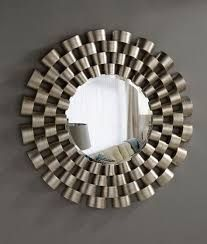 Fabulous Diy Ideas Wall Mirror Diy Dollar Stores Silver Wall Mirror