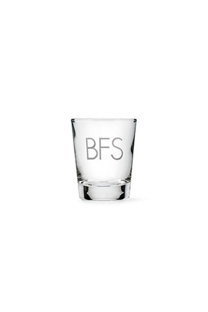 Personalized Traditional Shot Glass Style 41080