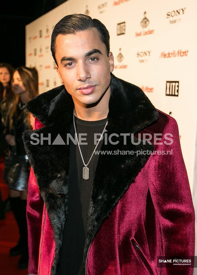 Timor Steffens at the XITE-awards 2015 (N.B. XITE is former TMF) www.shane-pictures.nl