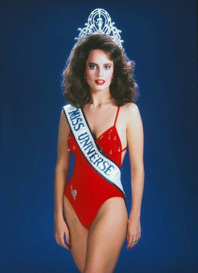 Cecilia Bolocco - Chile - Miss Universe 1987