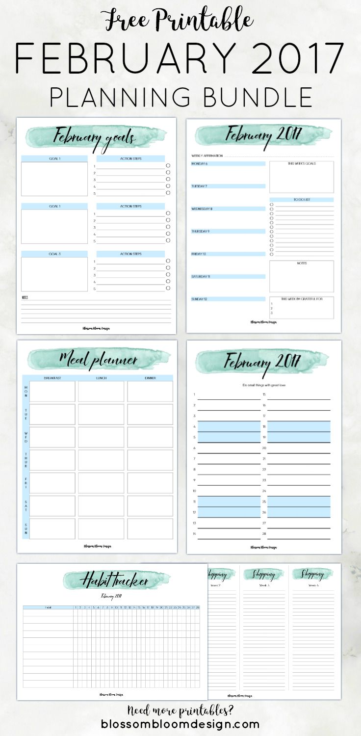 dating tips for introverts free printable 2017 planner
