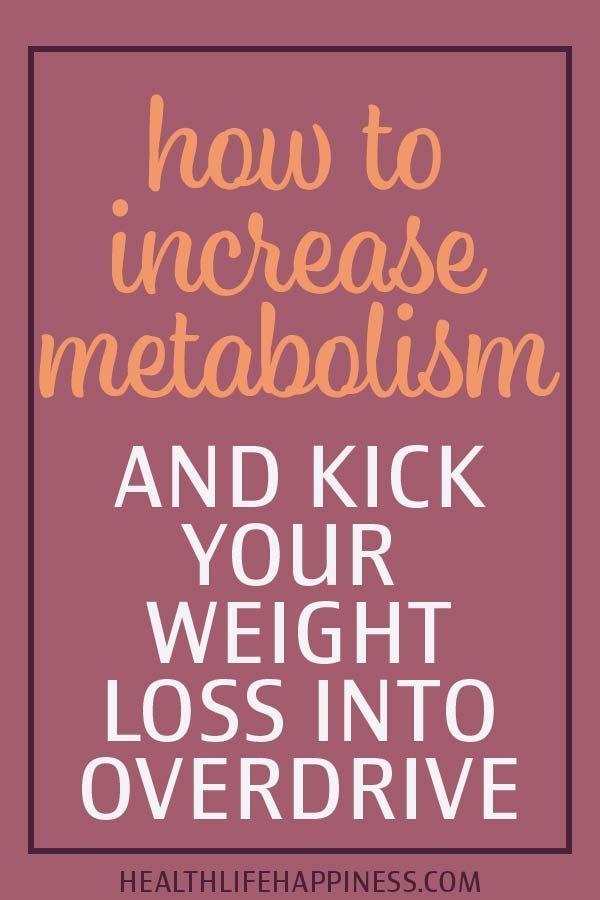 improving metabolic process afterwards 50