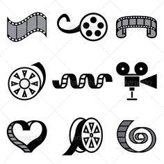 film logo vectors - Google Search