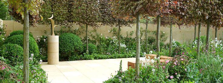 Chelsea Flower Show - The Laurent Perrier Bicentenary Garden