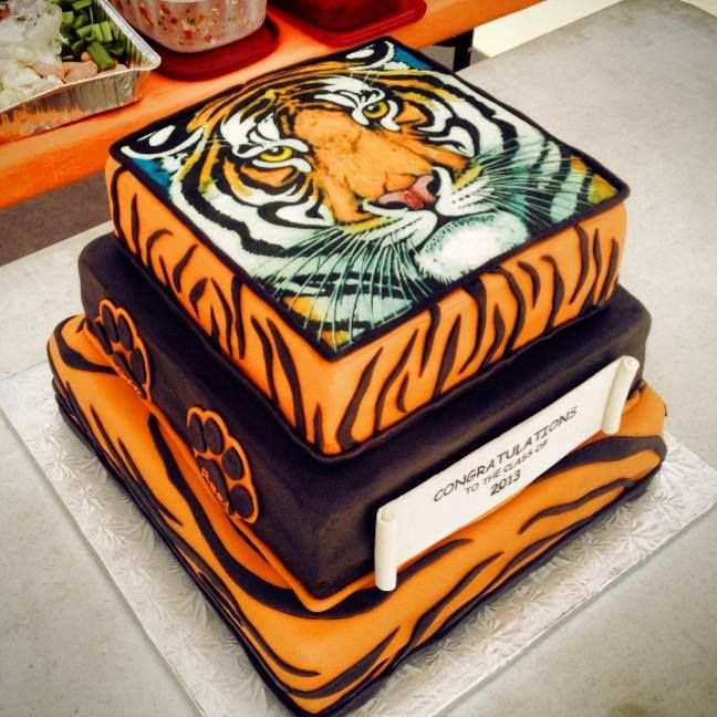 Cake Designs Tiger : 25+ best ideas about Tiger cake on Pinterest Daniel ...