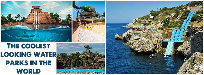 The coolest looking water parks in the world