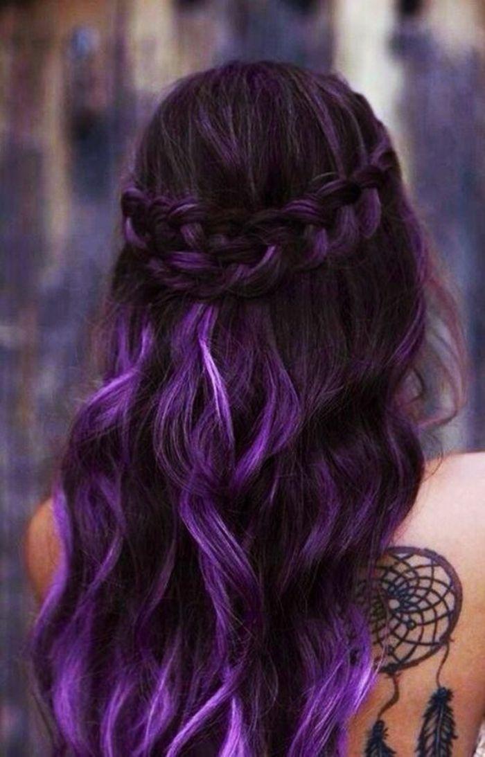 Acheter les moyens selon la sortie des cheveux avec la soie