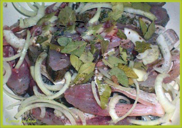 Маринованный язь по-английски    Рецепт рыбы язя маринованного по-английски – доступен и удобен в приготовлении. Чтобы приготовить это вкусное кулинарное произведение не нужно быть профессиональным поваром или отменным кулинаром, достаточно прочитать мои заметки – и вперёд, удивлять окружающих своими кулинарными навыками. Для приготовления этой вкусной закуски со своей индивидуальной изюминкой нам понадобятся следующие компоненты:    Рыба язь – 1 шт. весом 1,5-2 кг;  Лук – 4 шт.;  Соль – 3…