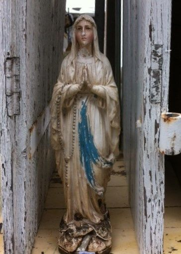oud brocante Maria beeldje foto(31).jpg  http://www.tresbellebrocante.nl/