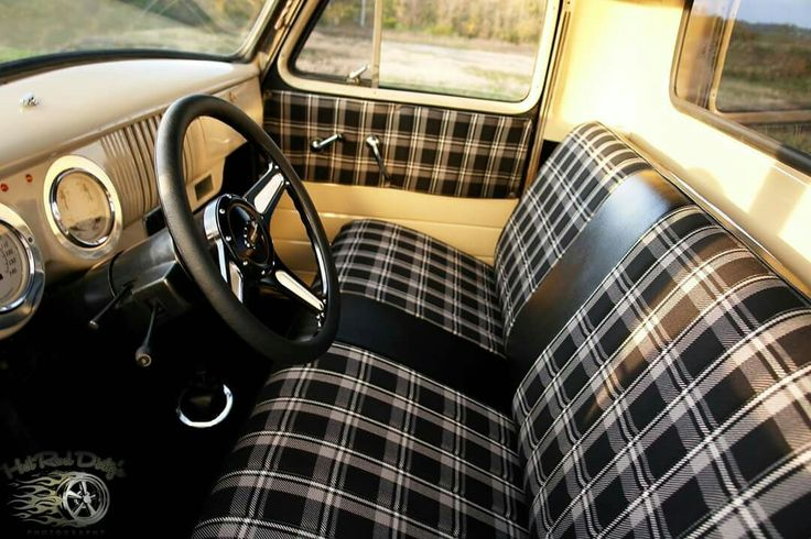17 best images about vintage plaid and hounds tooth auto. Black Bedroom Furniture Sets. Home Design Ideas