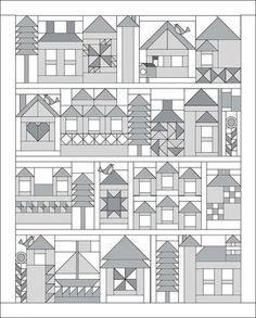 Be My Neighbor Patterns