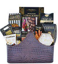 Elegantly Sensational Holiday Gift Basket