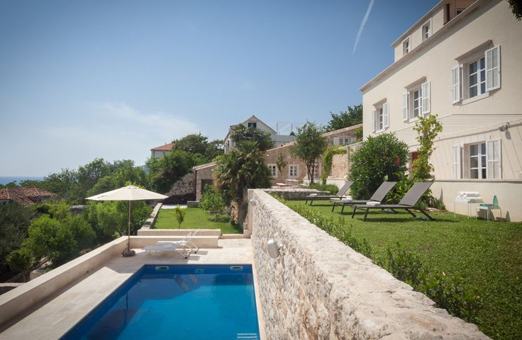 Villa Konoba. Beautifully restored as a calm and elegant oasis, this luxury villa has excellent space and facilities for both indoor and outdoor living, and is moments away from the Old Town of Dubrovnik.