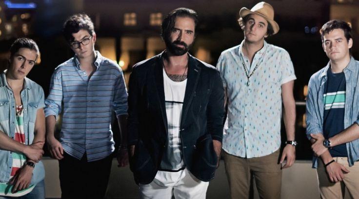 Alejandro Fernández decidió decirle sí a la agrupación colombiana 'Morat' con el tema Sé Que Te Duele, escúchala en café y cabaret.