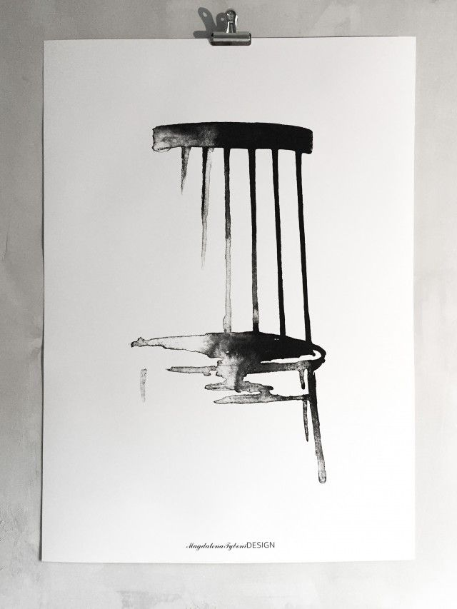 Pinnstolen - Magdalena Tyboni - Nordic Design Collective - Tent  London 22-25 September